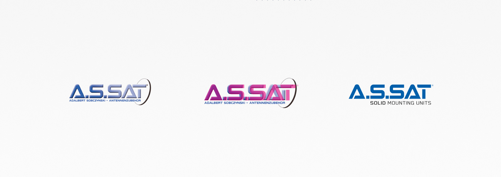 A.S.SAT Logo Redesign